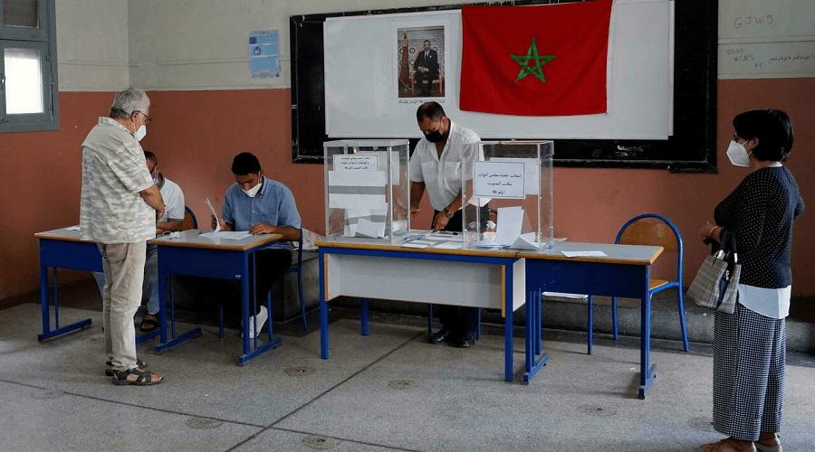 نسبة المشاركة في الانتخابات تفوق 50 في المائة