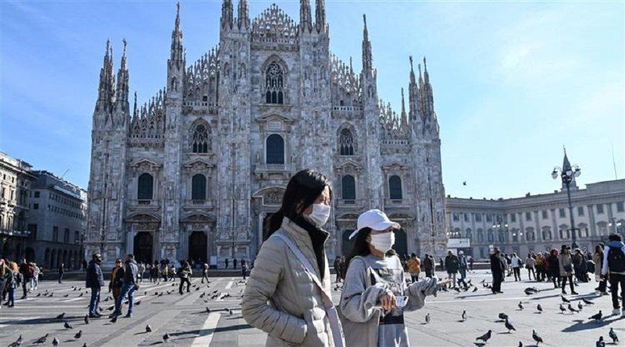 ارتفاع عدد القتلى بسبب كورونا في إيطاليا والسفارة المغربية تحدث خلية أزمة