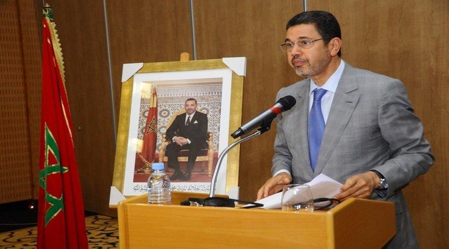 عبد النباوي يدعو القضاة وضباط الشرطة للقيام بواجبهم ويحذر من الفيسبوك