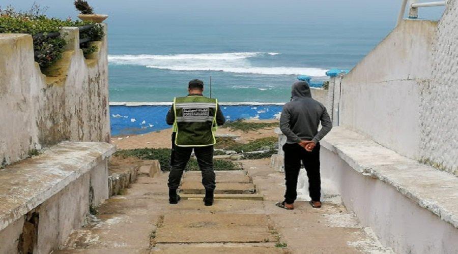 هذه هي الشواطئ المغربية التي صدر قرار إغلاقها بسبب كورونا