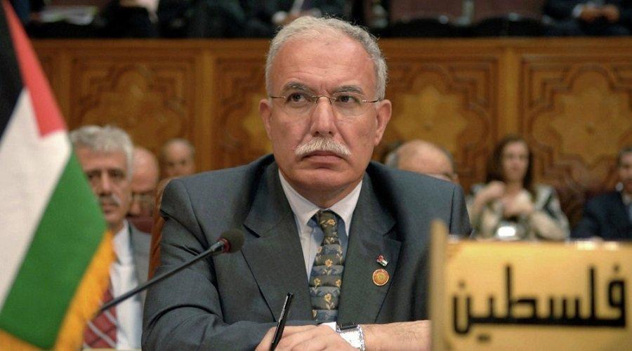 وزير الخارجية الفلسطيني يؤكد موقف بلاده الداعم للوحدة الترابية للمغرب