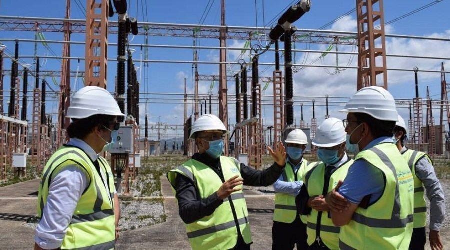 """مكتب الكهرماء و""""ريد إليكتريكا الإسبانية"""" يتمان أشغال إصلاح الخط الاحتياطي"""