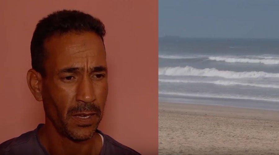 أخ مفقود بشاطئ النحلة: تواصلنا هاتفيا مع أقارب نجحوا في الوصول إلى إسبانيا من شاطئ زناتة