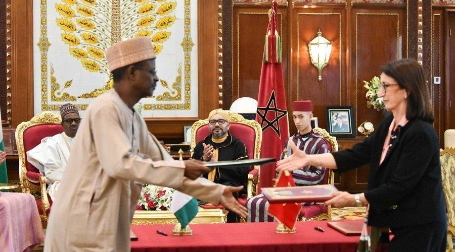 فوز شركة بريطانية بصفقة إنجاز خط أنبوب الغاز بين المغرب ونيجيريا