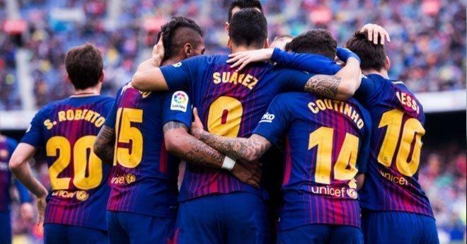 برشلونة يحقق رقما تاريخيا جديدا