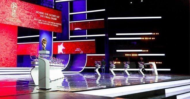 شاهدوا.. البث المباشر لقرعة مونديال روسيا 2018
