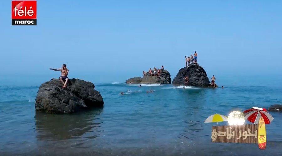 بحور بلادي : اكتشفوا سحر شاطئ عرقوب بإقليم شفشاون