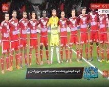 مع البطولة  : الوداد البيضاوي و تعاقده مع المدرب التونسي فوزي البنزرتي