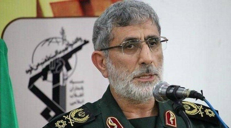 إيران تعيّن قائدا جديدا لفيلق القدس وتتوعد أمريكا بالثأر