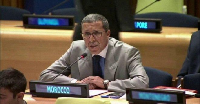 انتخاب المغربي عمر هلال رئيسا للجنة ميثاق الأمم المتحدة