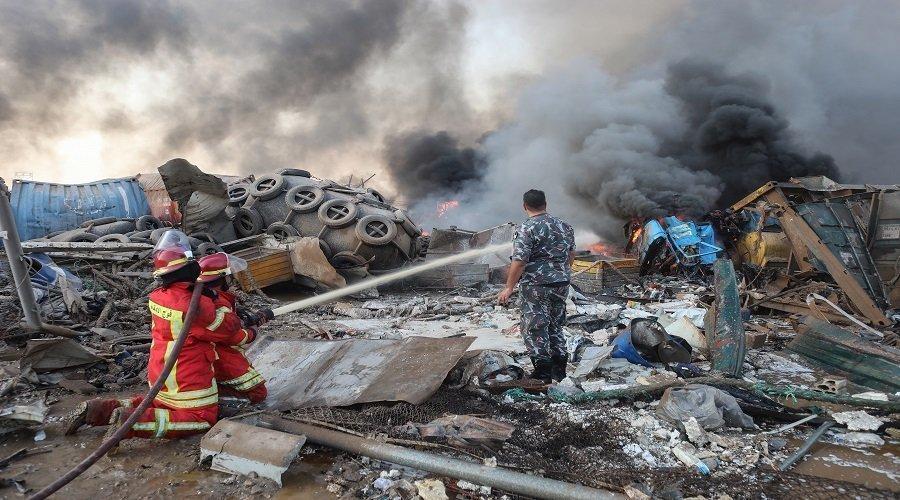 توقيف 16 موظفا في ميناء بيروت على ذمة التحقيق