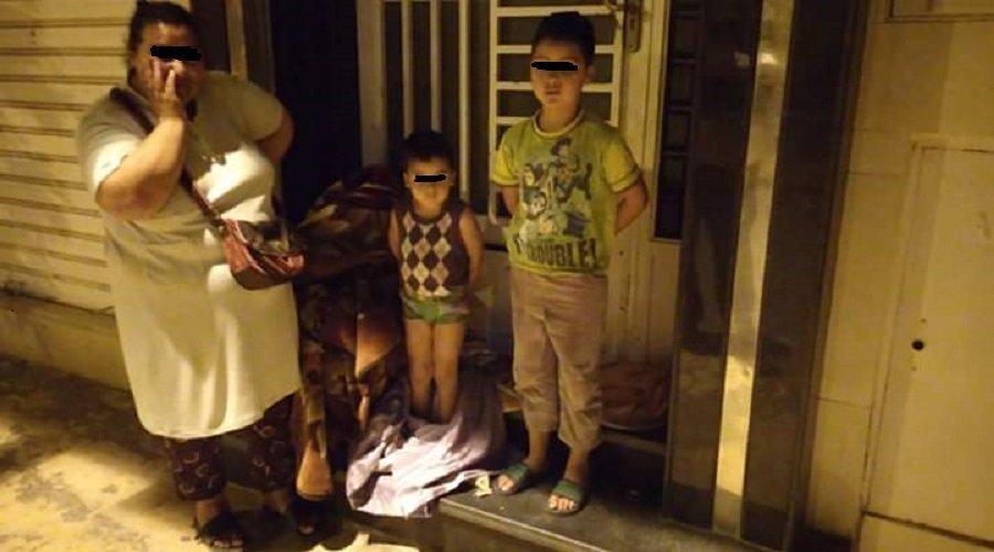 الأمن يتدخل لإعادة أسرة طردت من منزل للكراء في زمن كورونا