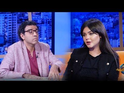 عندي ما يفيد : دينا أقصبي تتحدث عن طلاقها وخلافها مع جواد قنانة ولهذا لم تتضامن مع دنيا بطمة
