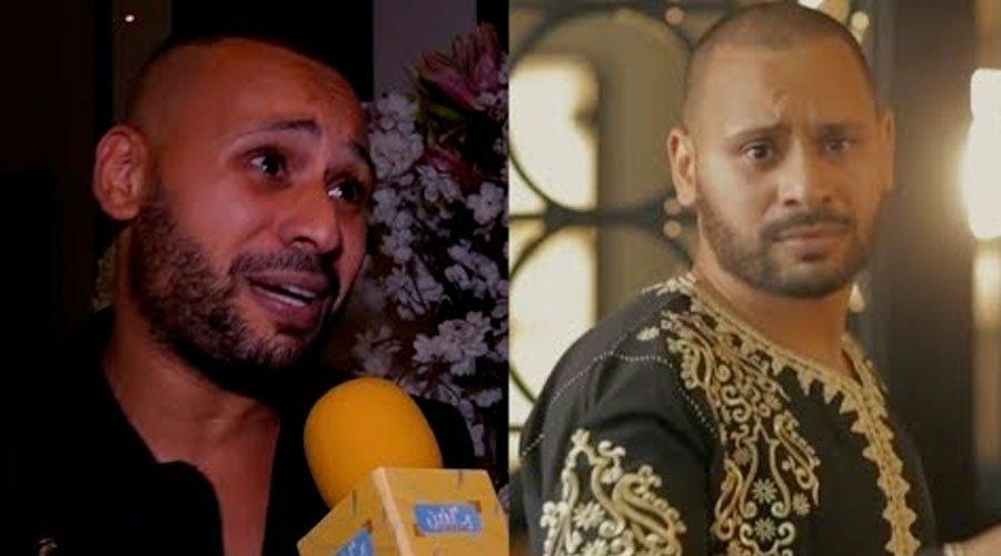محمد الريفي :غامرت و غنيت باللهجة المغربية لأن صوتي مشرقي