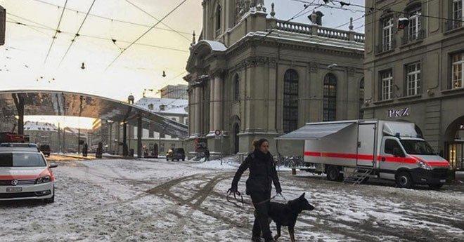 سويسرا.. استنفار في محطة قطارات برن بسبب قنبلة