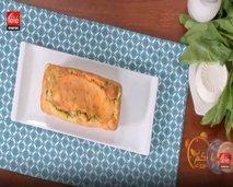 شهيوة: كيك بالسبانخ و الجبن