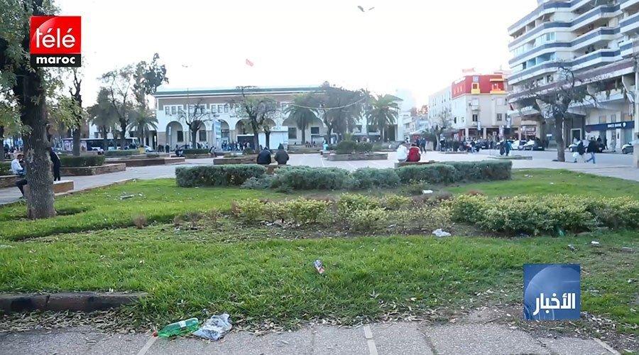 فلورنس... أقدم ساحة بفاس تتحول إلى مرتع للمتشردين