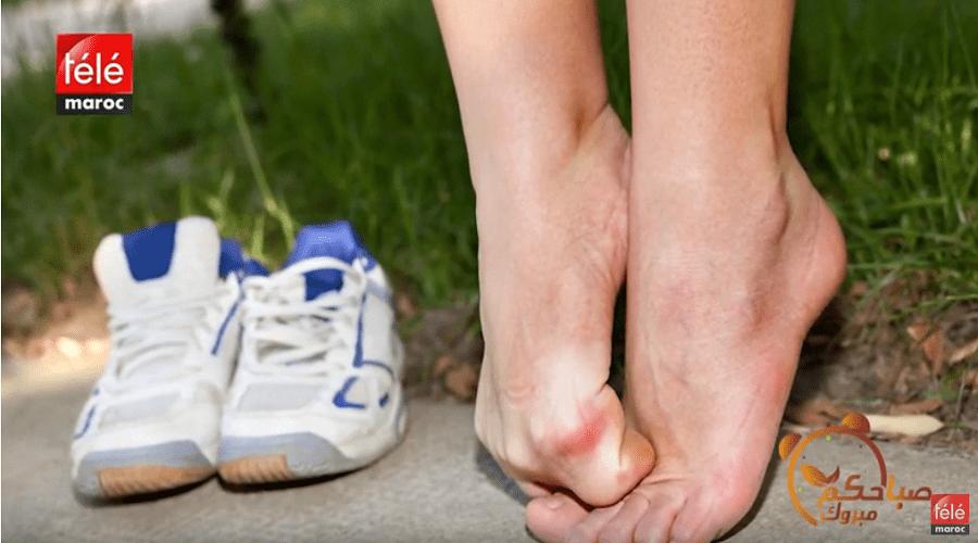 اكتشفوا أسباب احتكاك عظام القدم وطرق علاجه