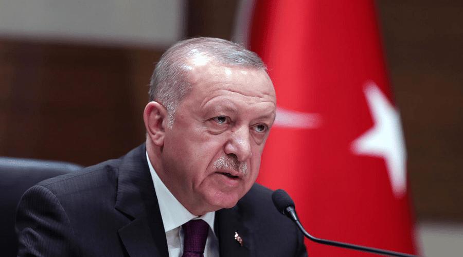 أردوغان: تركيا ترغب في إقامة علاقات أفضل مع إسرائيل