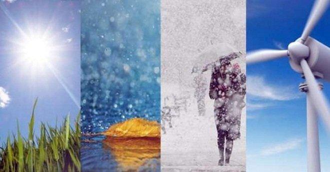 الطقس الجمعة.. أمطار وزخات عاصفية بهذه المناطق