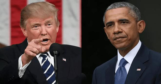ترامب وأوباما يقودان الحملات الانتخابية قبل انتخابات التجديد النصفي للكونجرس