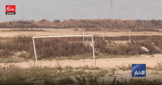 فيديو .. رغم رصد ميزانيات كبيرة ، منطقة الهراويين تفتقر لملاعب القرب
