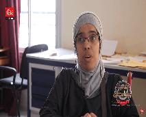 قصة بطلة تحدت الإعاقة لتشغل منصب مديرة مركز اجتماعي