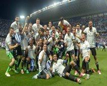 كليسة رياضية مع اسامة : فوز ريال مدريد بالسوبر الإسباني