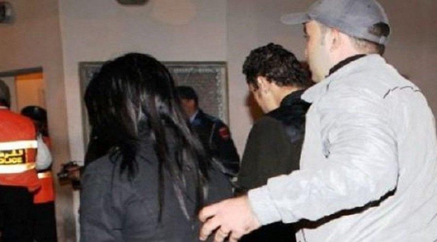 اعتقال مهاجرة مغربية بسبب جمعها بين ثلاث أزواج