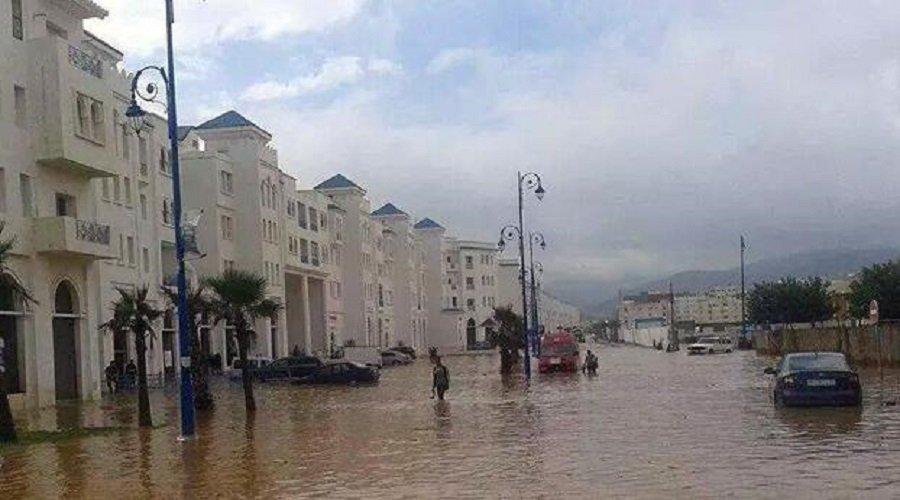 المضيق .. مواطنون يحذرون من أخطار تكرار الفيضانات