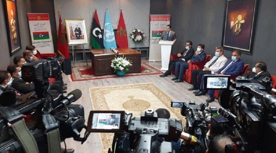 بدعم مغربي .. الفرقاء الليبيون يصلون إلى تفاهمات مهمة حول توزيع المناصب السيادية
