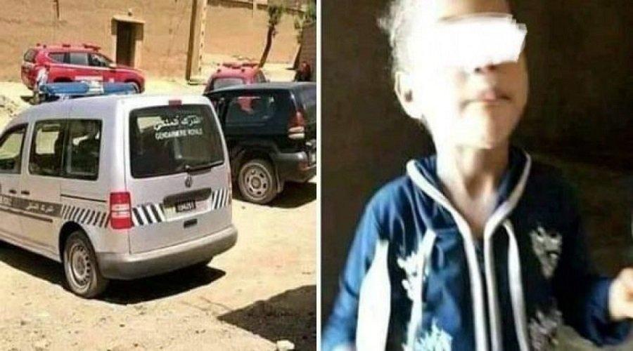 العثور على الطفلة نعيمة جثة متحللة ضواحي زاكورة بعد أزيد من شهر على اختفائها