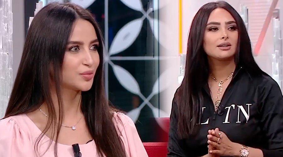 أول رد من هند سداسي وهند المغربية بعد اتهامهما بتشويه صورة المرأة المغربية