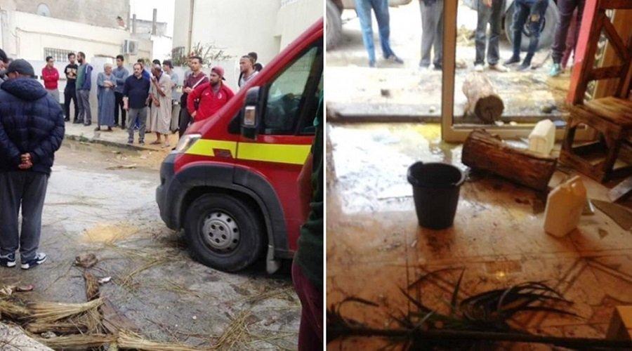 هجوم على مقهى ومحاولة إحراقه بسبب فتح أبوابه خلال أوقات الصيام