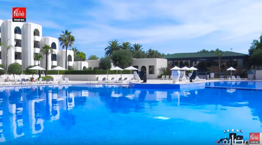 مضايف : تيلي ماروك تأخذكم في زيارة خاصة لفندق فاس ماريوت جنان بالاس التابع لمجموعة مضاييف