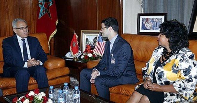 بتعليمات ملكية.. لوديي يستقبل مساعد وزير الدفاع الأمريكي