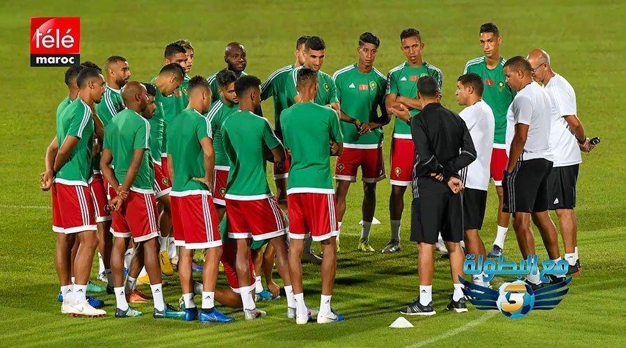 مع البطولة : مباراة المنتخب المغربي ضد موريتانيا وقضية الهيلالي وجبران