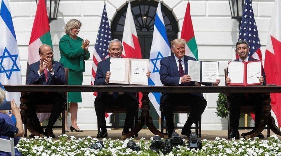 بعد الإمارات والبحرين.. ترامب يؤكد اقتراب دول أخرى من التطبيع مع إسرائيل