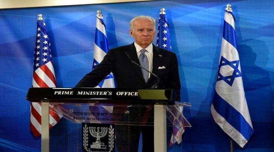 بايدن يتعهد بإبقاء السفارة الأمريكية في القدس إذا انتخب رئيسا