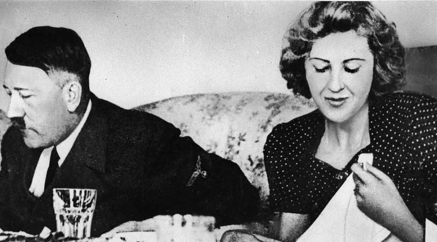 الكشف عن سر جنسي غريب لهتلر وزوجته