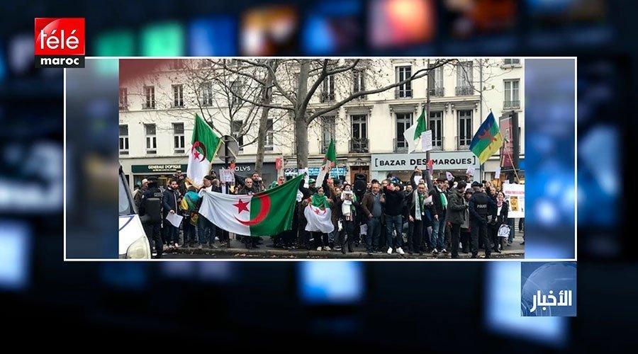 انطلاق اقتراع الجالية الجزائرية في الخارج وسط إصرار شعبي على رفض تنظيم  الانتخابات الرئاسية