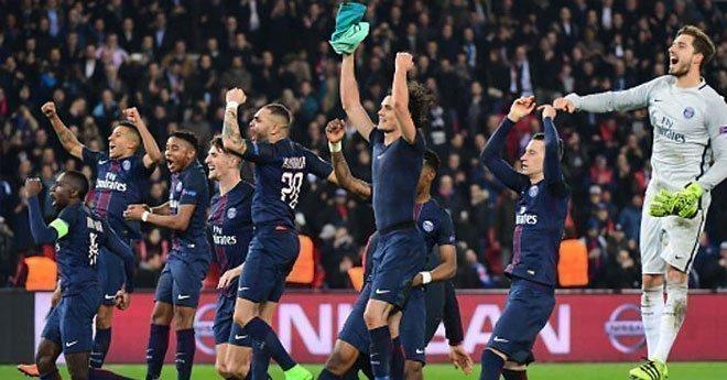 فيديو .. باريس سان جرمان يحرز لقب الدوري الفرنسي بعد فوزه على موناكو ب-7 - 1