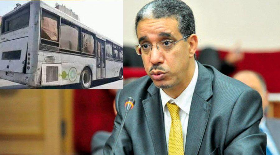 فضيحة تهريب مجلس رباح لحافلات القنيطرة تصل النيابة العامة