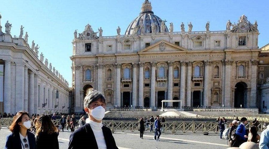 كورونا يخترق أسوار الفاتيكان