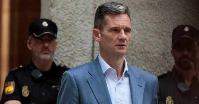 صهر ملك إسبانيا في السجن بعد الحكم عليه بالاختلاس