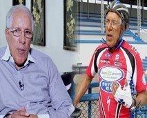 مصطفى النجاري : مسار بطل من رواد سباق الدراجات بالمغرب .