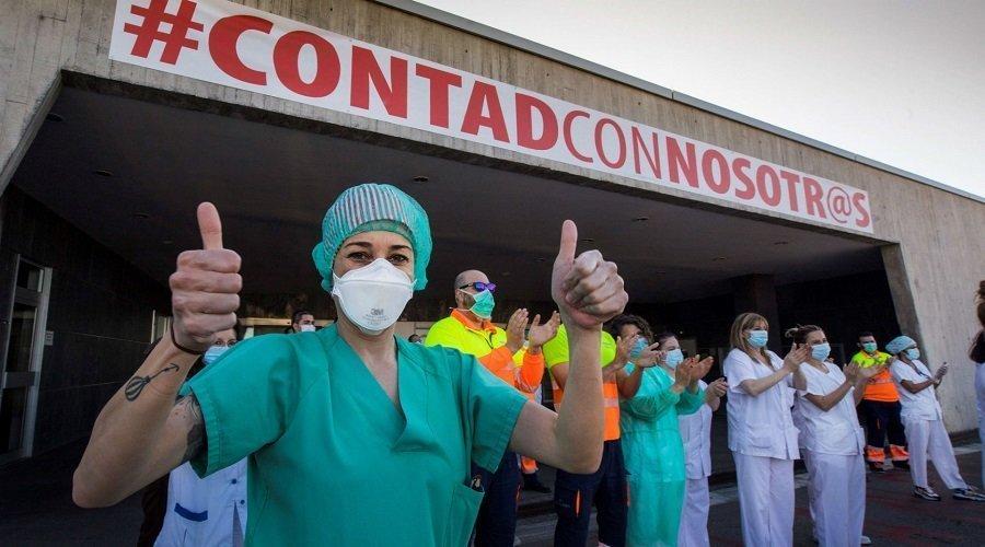 عدم تسجيل أية حالة وفاة بكورونا في إسبانيا لليوم الرابع على التوالي
