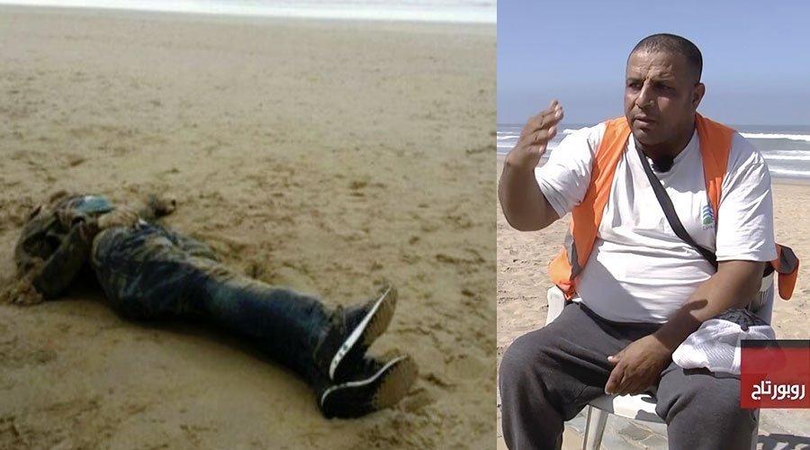 هكذا لفظ شاطئ النحلة جثث فاجعة زناتة