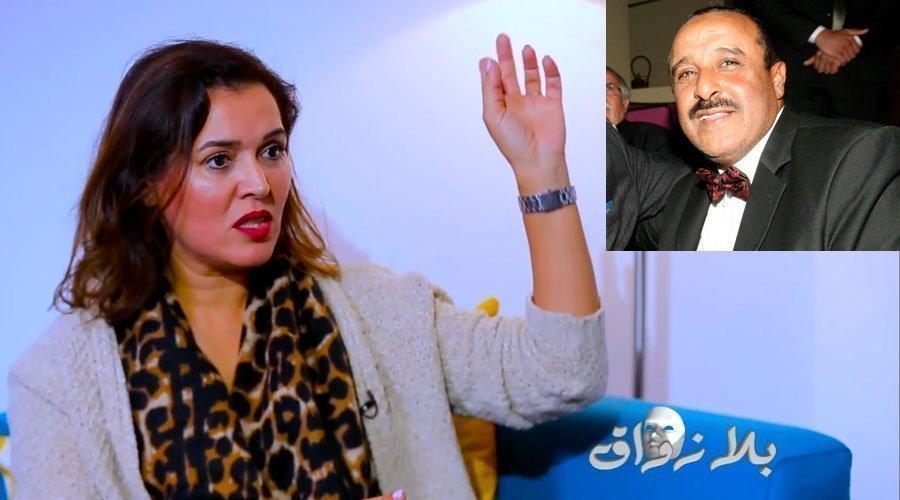 سعدية لديب : ها علاش منعاودش نخدم مع سعيد الناصري