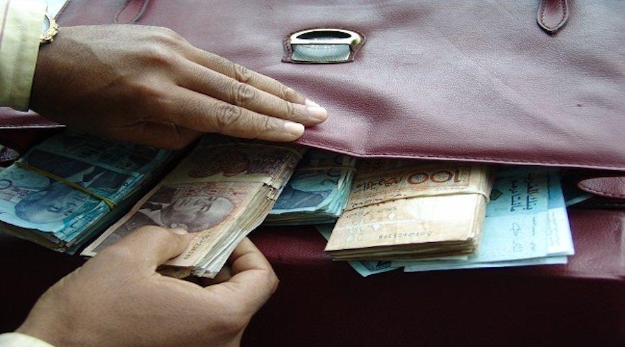 محاسب مجلس المستشارين أمام جرائم الأموال بمراكش